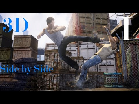 3D Fights: Martial Arts Club I (Sleeping Dogs)