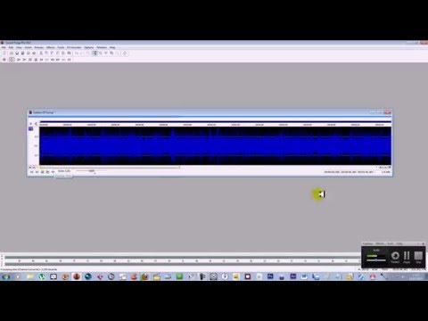 Baixar Playback no Sony sound Forge pro10