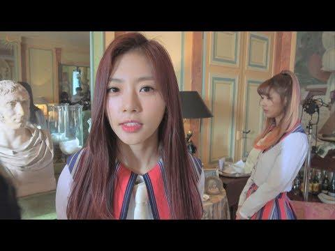 Dreamcatcher(드림캐쳐) '날아올라(Fly high)' MV Making Film