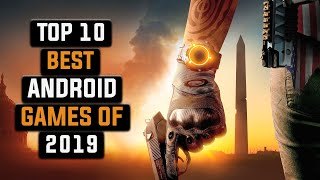 TOP 10 BEST ANDROID GAMES OF 2020   HIGH GRAPHICS ( Online/Offline)