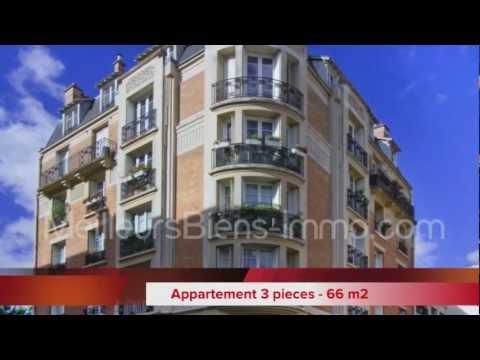 Agence immobiliere paris-vente appartement 3 pieces Boulogne Billancourt (92600)