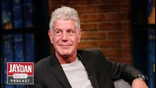 David McMillan didn't feel Anthony Bourdain was in a good place the last time he saw him