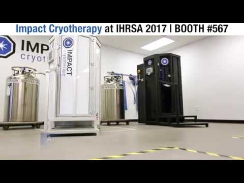 Get Best Quality Cryotherapy Machine by Impact Cryotherapy