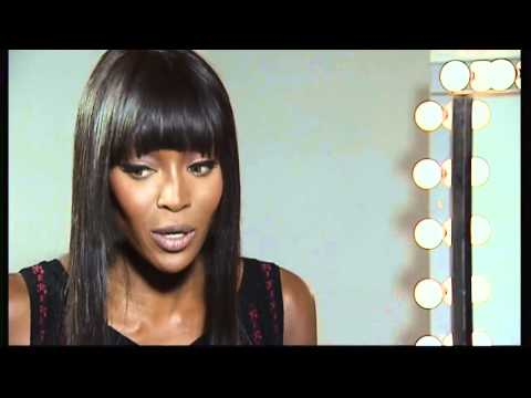 Naomi Campbell on racism in fashion - YouTube