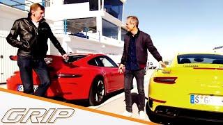 Der neue Porsche 911 GT3 - GRIP - Folge 405 - RTL2