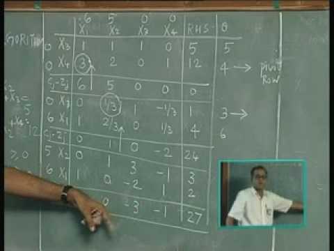 Baixar Lec-4 Linear Programming Solutions - Simplex Algorithm