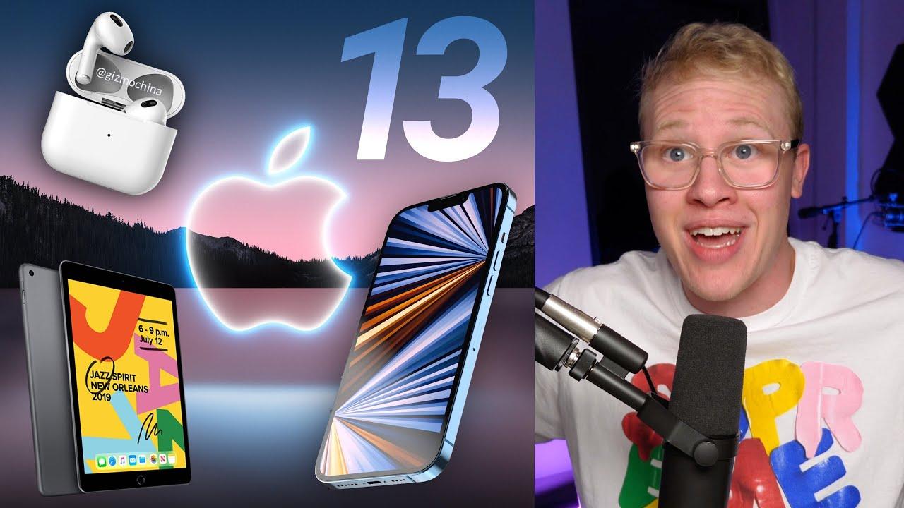 LAST MINUTE Apple September 14 Event Leaks! SURPRISES?!