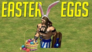 Top 5 AoE2 Easter Eggs