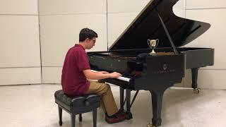 Tim's Spring 18 Piano Recital