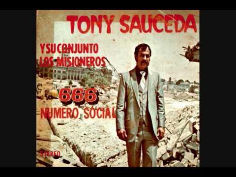 Rostro Divino - Tony Sauceda