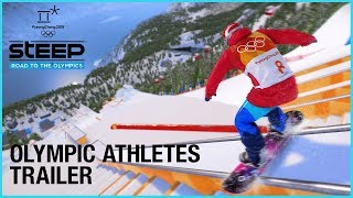 Steep - Olympic Athletes Trailer