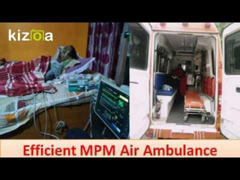 Urgently Need Air Ambulance Services in Siliguri - Contact MPM Air Ambulance