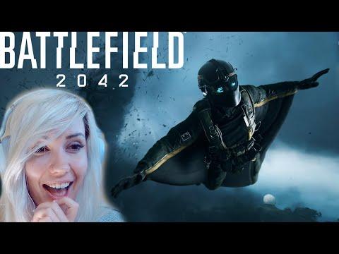 REACTION: Battlefield 2042 Reveal Trailer!