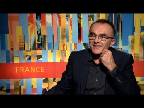 'Trance' Danny Boyle Interview