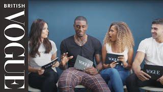 The Love Island Cast Solve British Vogue's Relationship Problems   British Vogue