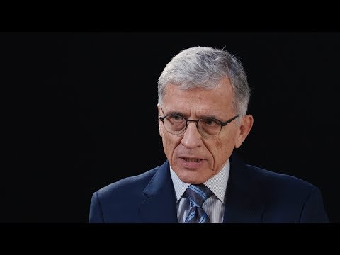 Former FCC Chairman Tom Wheeler sits down with GLG's Head of Research for NAFS Eric Jaffe to discuss net neutrality, open internet, and cybersecurity.