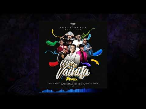 Don Miguelo - Llevo La Vainita Remix Feat.La Insuperable , Lirico, Mozart , Secreto , Mark B , Ceky