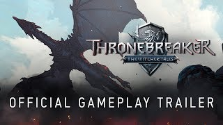 Thronebreaker: The Witcher Tales - Játékmenet Trailer