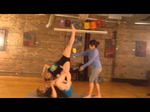 2016 AcroYoga MB Assistant Tryouts Tango 2