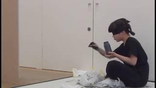 Two Hours Studio Practice In Tate Modern, Level 5 Blavatnik Building 2018