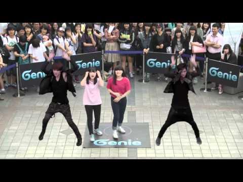 EXO-K _ AR SHOW with Genie(2012.05.12.) _ S04 'Dance with KAI & SEHUN' in Seoul, Korea (2)