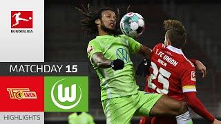Union Berlin - VfL Wolfsburg | 2-2 | Highlights | Matchday 15 – Bundesliga 2020/21