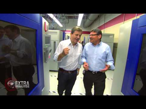 EXTRA MINUTES   3D Printing factory TOUR