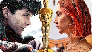 Oscars 2018: Trailers for All Best Picture Nominees | Academy Awards 2018