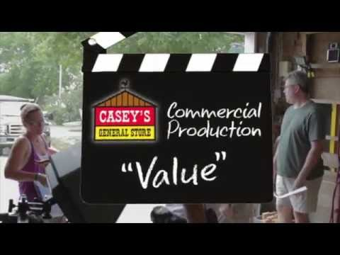 """Casey's General Store Pizza Spot: Behind the Scenes - """"Value"""""""