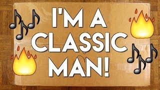 NEW NIKE UNBOXING - I'M A CLASSIC MAN!