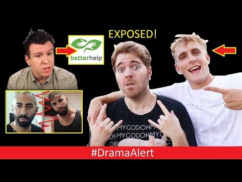Shane Dawson about to get UGLY with Jake Paul! #DramaAlert PhillyD & BetterHelp! FouseyTube EXPOSED!