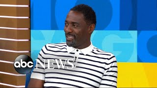 Idris Elba on marriage: 'You never know what might happen'