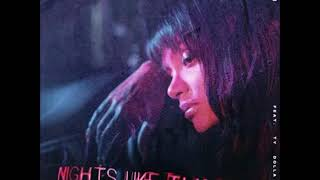 Kehlani Ft. Ty DollaSign – Nights Like This (Official Instrumental) (Free Download)