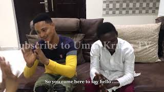 UMAR AND SHOWBOY VISITS KALSOUME SINARE(HOME VISIT)