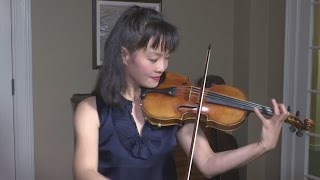 Rare re-discovered Stradivarius violin returns to the stage