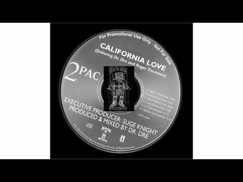 2pac california love Acapella Download