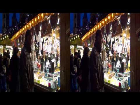 3D - Bonn - Weihnachtsmarkt