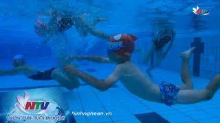 Cùng em học bơi - Phần I