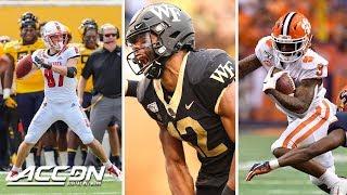 2019 ACC Football Top 5 Plays Of The Week: Week 3