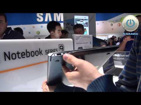 обзор нового Samsung Series 9