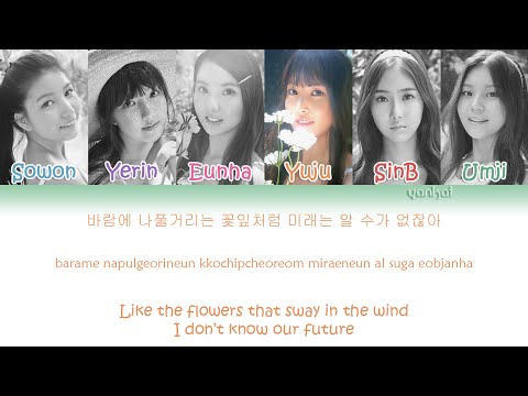 G-Friend (여자친구) - Me Gustas Tu (오늘부터 우리는) (Color Coded Han|Rom|Eng Lyrics) | by YankaT