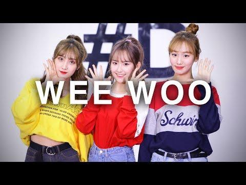 [ kpop ] PRISTIN (프리스틴) - WEE WOO (위우) Dance Cover (#DPOP Mirror Mode)