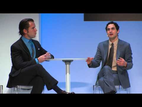 DFNYC 2013: Zac Posen Interviewed by WIRED (Fashion Keynote ...