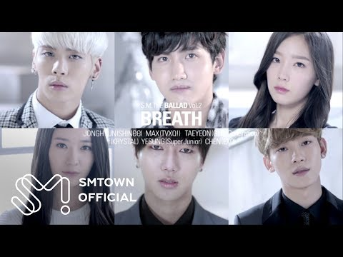S.M. THE BALLAD Vol.2 (에스엠 더 발라드)_BREATH_Teaser Video (JPN ver.)