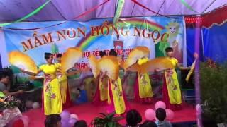 Múa bài ca cô giáo trẻ - GVMN Hồng Ngọc