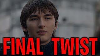 The Night King Won Game of Thrones ... He's Bran Stark !   Game of Thrones Season 8