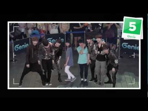 EXO-K _ AR SHOW with Genie(2012.05.12.) _ S06 'One point lesson with CHANYEOL & SEHUN' in Seoul (3)