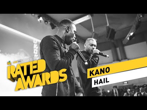 Kano - Legacy Performance Live | #RatedAwards 2015