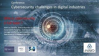Cybersecurity challenges in digital industries