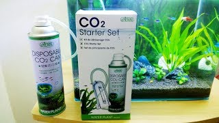Ista CO2 Starter Set Review - Cheap CO2 Diffuser kit